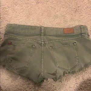 BDG Shorts - BDG denim shorts